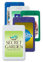 #X10188 Promotional Card Hand Sanitizers
