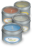 Wholesale Aromatherapy Candles in Small Tin