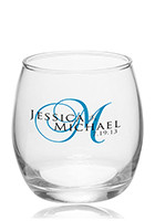 Logo Whiskey Glasses