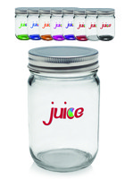 Decorating Canning Jars
