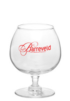 Personalized 12oz Libbey Brandy Snifter Glasses