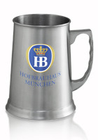 Stainless Steel Beer Mugs