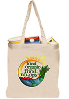 Natural Cotton Tote Bags