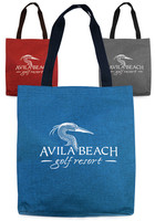 Twin Color Tote Bags