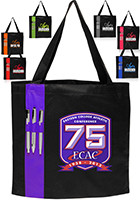 TOT129 - TOT129 Flat Cheap Non-Woven Tote Bags