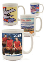 Custom 15oz Full Color Mugs