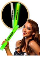 16 in. Green Foam Lumiton Batons | WCLIT108