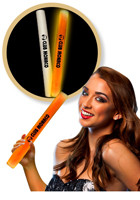 16 in. Orange Foam Lumiton Batons | WCLIT162