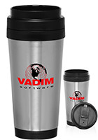 ST65 - #ST65 16 oz. Stainless Steel Insulated Travel Mugs