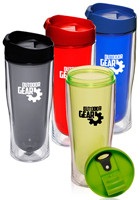 Promotional 16 oz. Double Wall Acrylic Tumbler