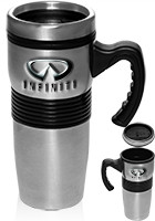#ST55 16 oz. Insulated Custom Stainless Steel Travel Mugs