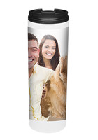 Customized 16 oz. Photo Travel Tumblers - No Minimum