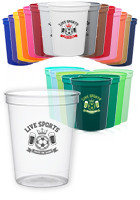 Personalized disposable cups