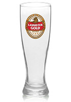 Personalized 16oz ARC Grand Pilsner Glasses