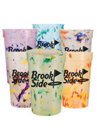 17 oz. Confetti Stadium Cups | AK70317