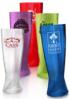 #AK69010 Custom 18oz Pilsner Beer Glasses
