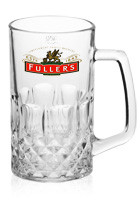 BM07 - 20.8 oz. Glass Beer Mugs
