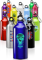 custom aluminum bottles