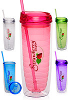 Promotional 20 oz. Double Wall Orbit Tumblers