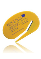 Promotional Oval Letter Openers with Magnetic Strips