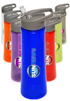 Plastic Sports Water Bottles