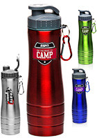 Customized 25.5 oz. Stainless Steel Sports Bottles