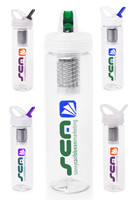 WB206 - 25 oz. Freedom Filter Plastic Water Bottles | WB206