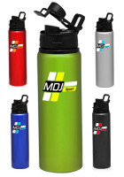 wholesale aluminum water bottle