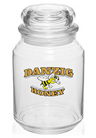 Promotional 26 oz. ARC Elevation Candy Jars