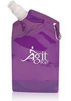 Personalized 27 oz. Collapsible Water Bottles