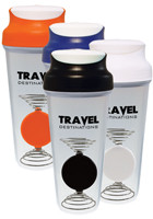 Custom 28 oz. BPA Free Pogo Blender Bottles
