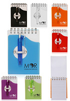 Bulk 3 x 4.25 in Mini Jotter Pads with Pen