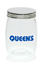 #CAN04 32 oz. Customized Candy Jars