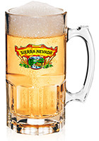Customized 34oz Libbey Super Sports Beer Mugs