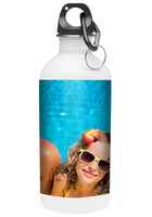 Aluminum Photo Water Bottles