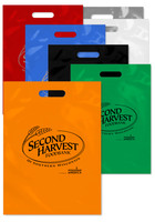 "NW70202 Custom 9""x12"" Printed Grab Bags"