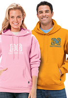 Promotional Blue Generation Adult Pullover Hoodies