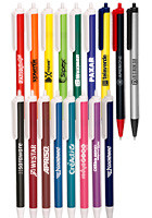 Logo Retractable Pens