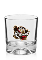 #H7372 ARC 11.5 oz. Champions Basketball Personalized Scotch Glasses