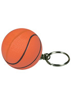 Personalized Basketball Squeezie Keyring