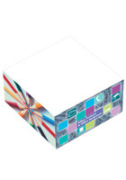 "Customized Imprinted BIC� 3"" x 3"" x 1.5"" Adhesive Cubes"