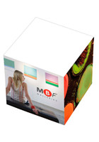 "Promotional BIC Ecolutions 2.38"" x 2.38"" x 2.38"" Non-Adhesive Cube"