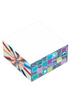 "Promotional BIC Ecolutions 3"" x 3"" x 1.5"" Adhesive Cubes"