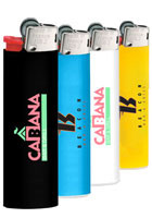 Customized BIC J23 Slim Lighters