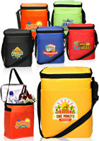 Promotional 8W x 11H Budget 12 Pack Coolers