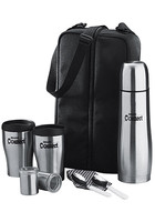 #LE150004 Leeds� Cafe Custom 24oz Totes for Two