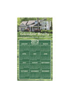 Promotional Calendar Large 6.94inch x 3.91inch Magnets