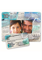 Personalized Calendar Picture Frame 7.25in x 5.5in Magnets