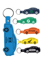 Custom Car Flexible Key Tag