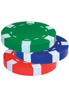 Casino Chip Stress Balls | AL26448